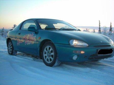 Mazda MX-3 1995 - отзыв владельца
