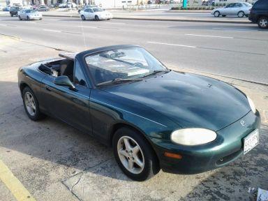 Mazda MX-5, 1999