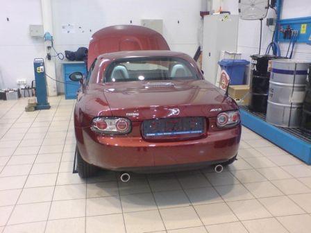 Mazda MX-5 2007 - отзыв владельца