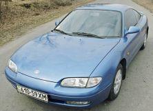 Mazda MX-6, 1992