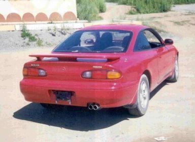 Mazda MX-6 1992 отзыв автора | Дата публикации 23.07.2002.