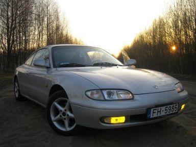 Mazda MX-6 1995 отзыв автора | Дата публикации 21.07.2005.