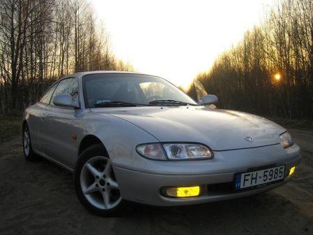 Mazda MX-6 1995 - отзыв владельца