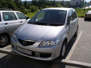 Mazda Premacy, 2002