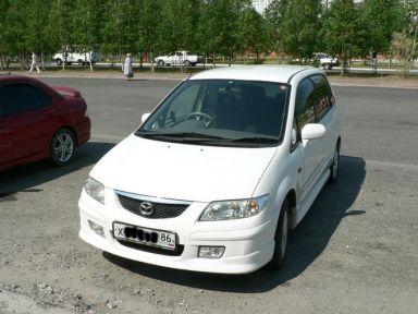 Mazda Premacy 2000 отзыв автора | Дата публикации 17.07.2007.