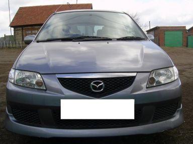 Mazda Premacy 2001 отзыв автора | Дата публикации 05.05.2008.