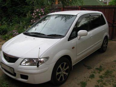 Mazda Premacy 2000 отзыв автора | Дата публикации 07.07.2008.