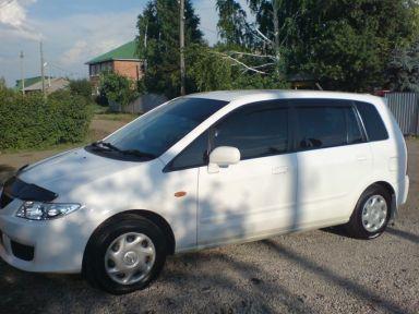 Mazda Premacy 2002 отзыв автора | Дата публикации 07.08.2008.