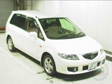 Mazda Premacy 2002 отзыв автора | Дата публикации 05.02.2009.