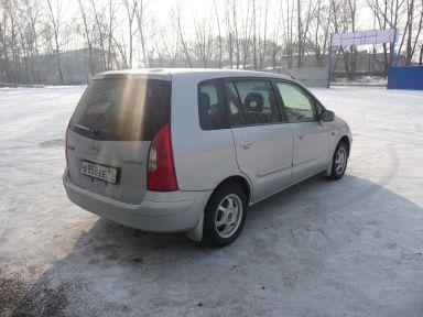 Mazda Premacy 2000 отзыв автора | Дата публикации 15.02.2010.