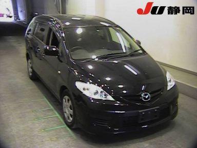 Mazda Premacy 2009 отзыв автора | Дата публикации 28.10.2012.