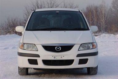 Mazda Premacy, 2000