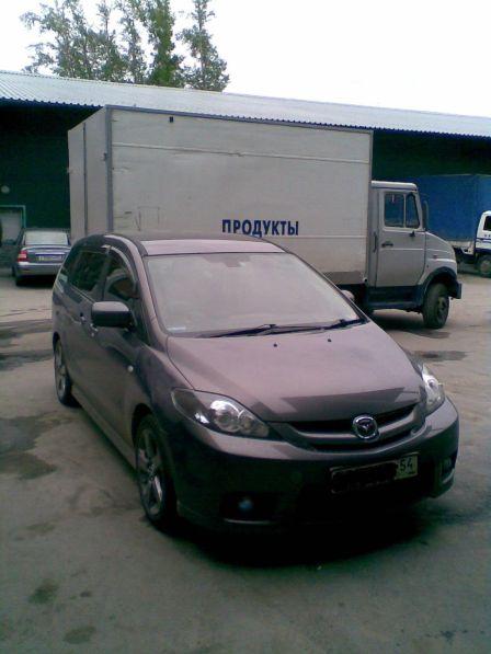 Mazda Premacy 2007 - отзыв владельца