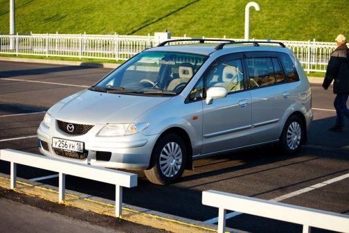 Mazda Premacy 2000 - отзыв владельца
