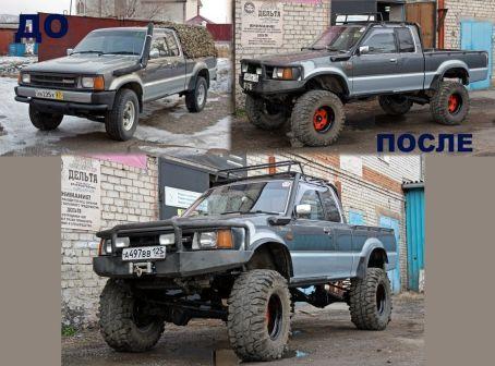 Mazda Proceed 1996 - отзыв владельца