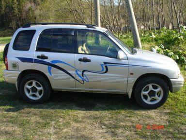Mazda Proceed Levante, 1997