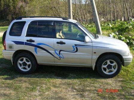 Mazda Proceed Levante 1997 - отзыв владельца