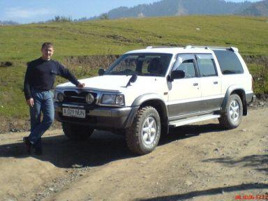 Mazda Proceed Marvie, 1997