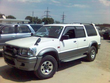 Mazda Proceed Marvie, 1996