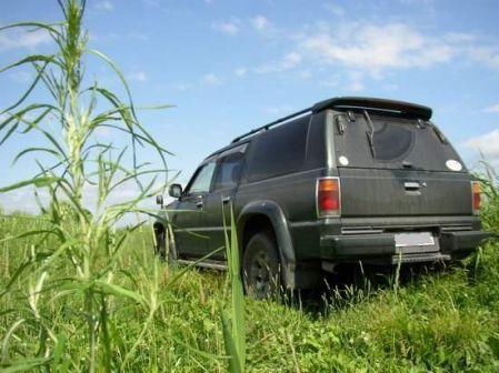 Mazda Proceed Marvie 1997 - отзыв владельца
