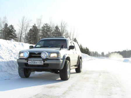Mazda Proceed Marvie 1996 - отзыв владельца