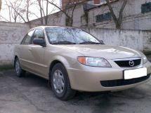 Mazda Protege, 2001
