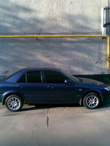 Mazda Protege, 2002