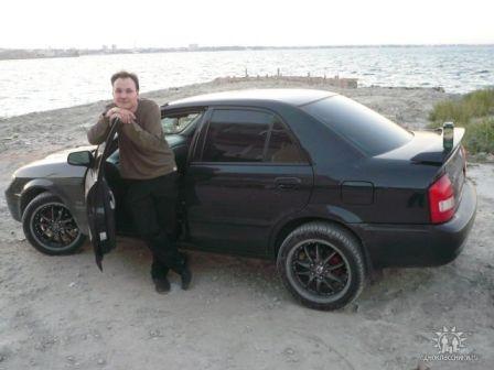 Mazda Protege 2002 - отзыв владельца
