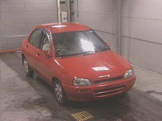 Mazda Revue 1992 - отзыв владельца