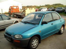 Mazda Revue 1993 - отзыв владельца