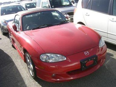 Mazda Roadster 2000 отзыв автора | Дата публикации 21.02.2007.