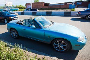 Mazda Roadster 2000 отзыв автора | Дата публикации 28.05.2011.