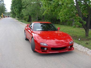 Mazda RX-7 1999 отзыв автора | Дата публикации 16.06.2008.