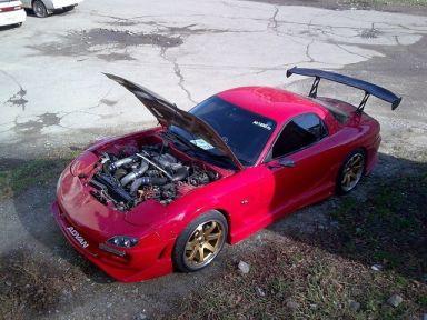 Mazda RX-7, 1996