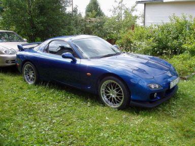 Mazda RX-7 1999 отзыв автора | Дата публикации 06.11.2005.
