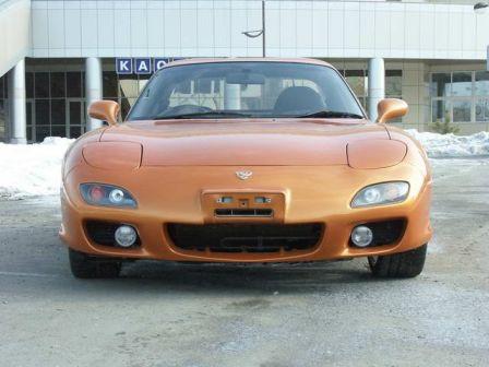 Mazda RX-7 1992 - отзыв владельца