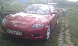 Mazda RX-8, 2008