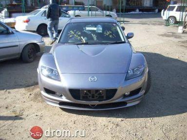 Mazda RX-8, 2003