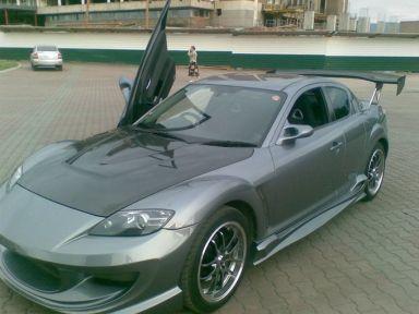 Mazda RX-8, 2004