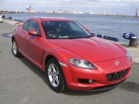 Mazda RX-8 2004 - отзыв владельца