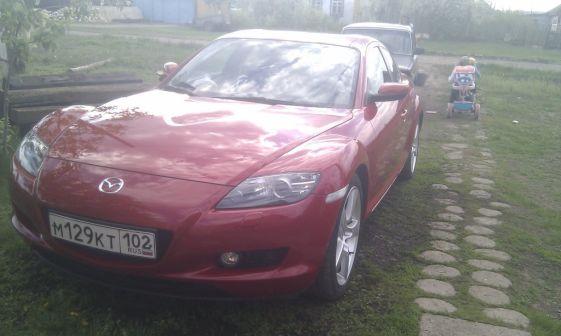 Mazda RX-8 2008 - отзыв владельца