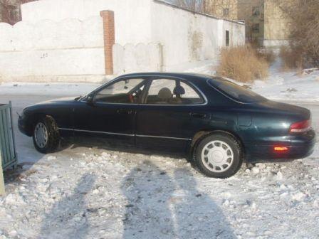 Mazda Sentia 1994 - отзыв владельца