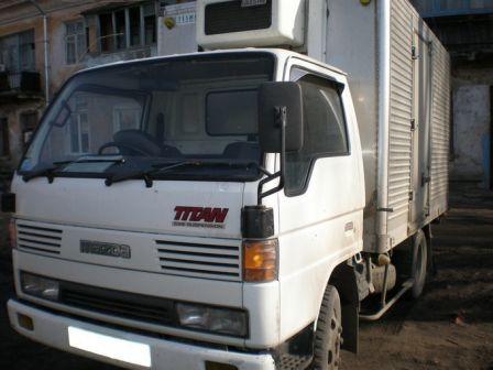 Mazda Titan 1992 - отзыв владельца