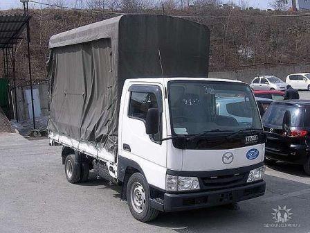 Mazda Titan 2005 - отзыв владельца