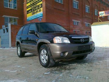 Mazda Tribute 2003 отзыв автора | Дата публикации 14.06.2012.