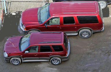 Mazda Tribute, 2001