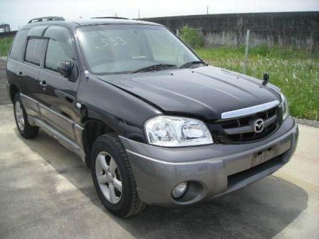 Mazda Tribute 2004 - отзыв владельца