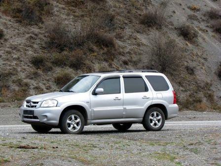 Mazda Tribute 2005 - отзыв владельца