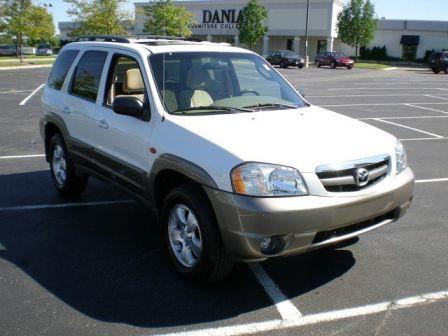 Mazda Tribute 2002 - отзыв владельца