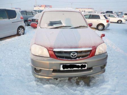 Mazda Tribute 2000 - отзыв владельца